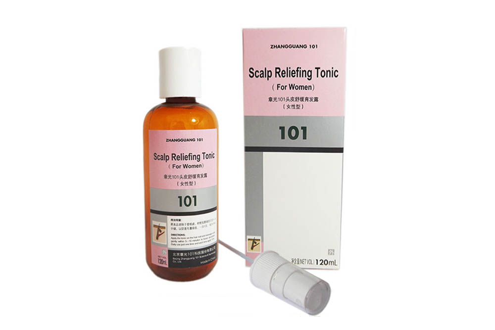Zhangguang 101 Scalp Reliefing Tonic for women (export-packing)
